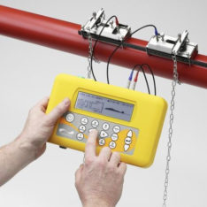 Micronics PF330 Portable Ultrasonic Clamp-on Flowmeter