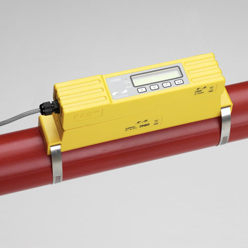 Micronics U1000 Clamp-on flowmeter