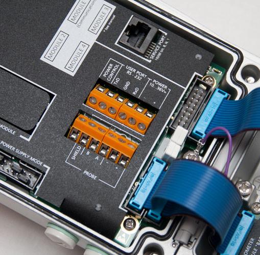 Vaisala PTB330 Interface details