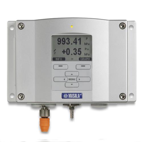 Vaisala PTB330 Triple Cell Barometer