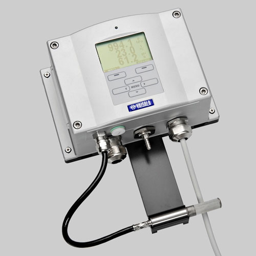 Vaisala PTU300 Combined Barometric Pressure, Relative Humidity and Temperature Transmitter