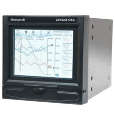 Honeywell eZtrend QXe Paperless recorder