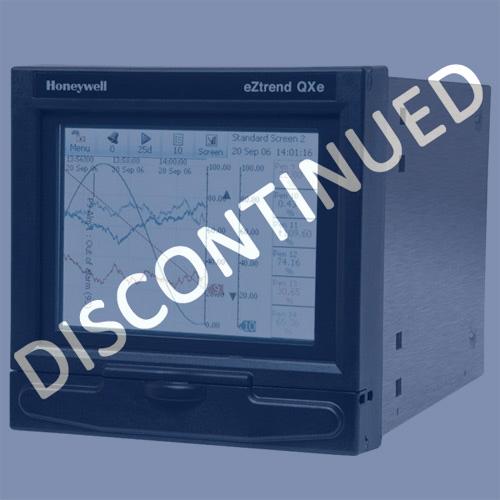 Honeywell eZTrend Qxe Recorder