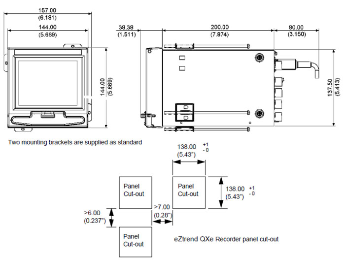Honeywell eztrend qxe operating manual.