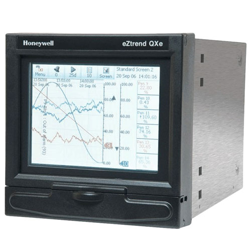 Honeywell Eztrend Qxe Paperless Recorder