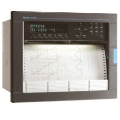Honeywell DPR250 strip chart recorder