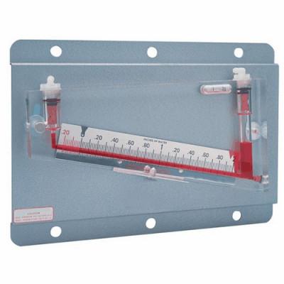 Dwyer Durablock solid plastic stationary monometer