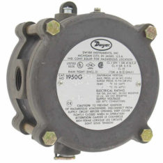 Dwyer 1950G ATEX Differential Pressure Switch