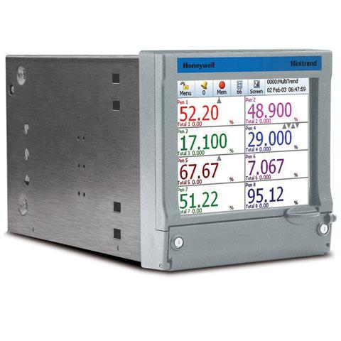Honeywell Minitrend GR Recorder