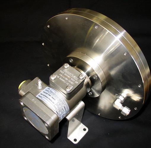 Pyropress Titan DPF266 Ultra low DP switch