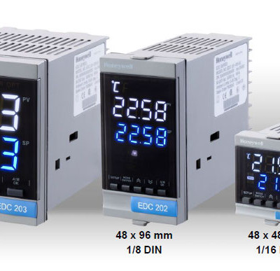 Honeywell EDC200 Temperature Controller Family