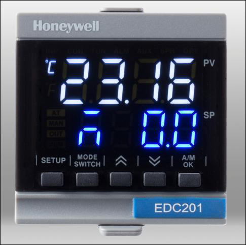 Honeywell EDC201 Temperature Controller