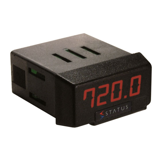 Status DM720 Loop Powered Indicator