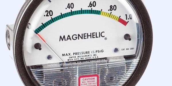 magnehelic zoned