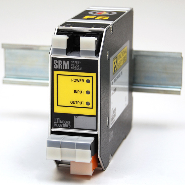 Moore SRM Safety Relay