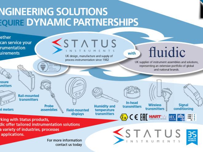 Fluidic & Status Dynamic Partnership