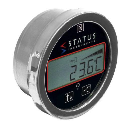 Status DM670/TM Battery Thermometer