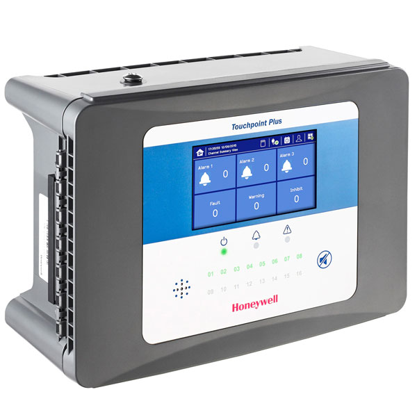 Honeywell Touchpoint Plus Process