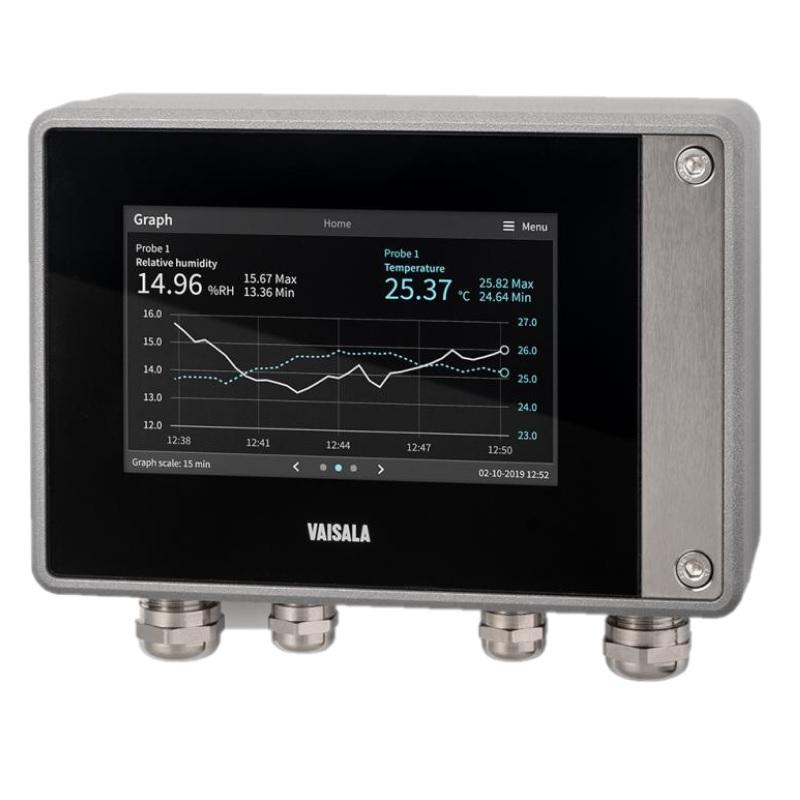 Vaisala Indigo 500 Touchscreen Transmitter