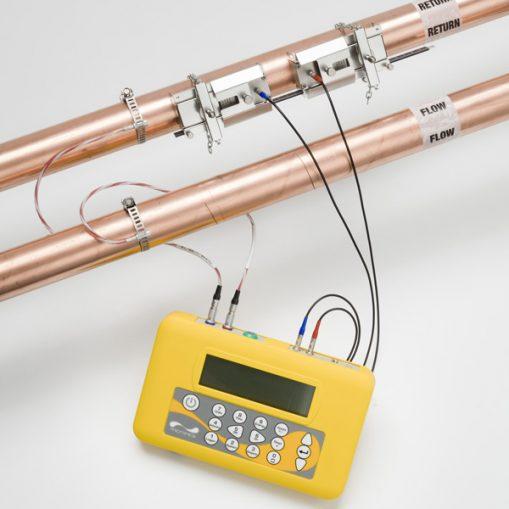 Micronics PF333 Flow Meter (Heat Meter)